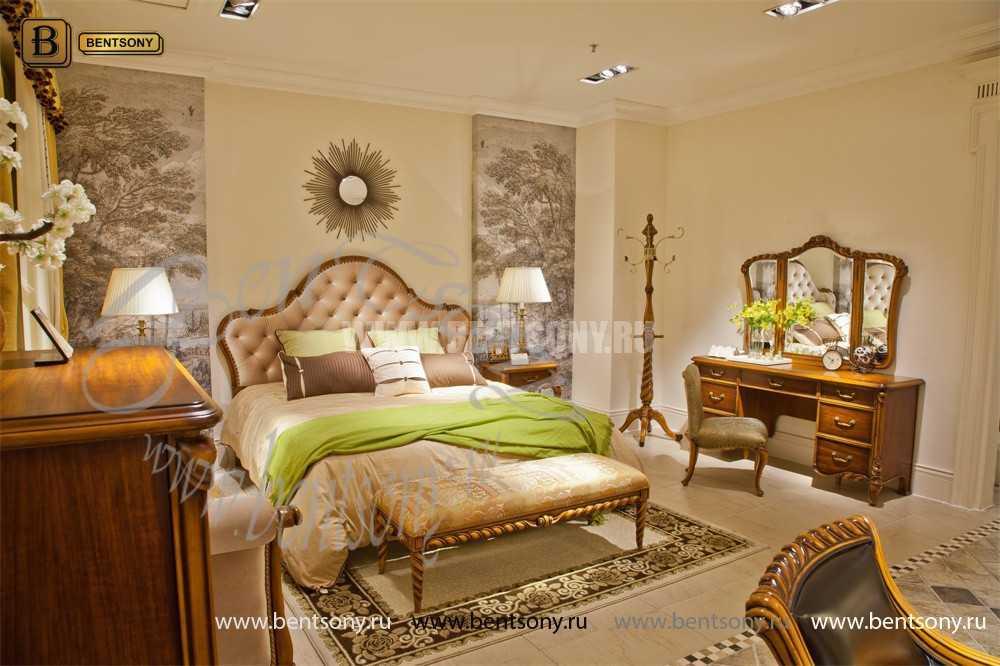 Кровать Лоренс С (Классика, Ткань) сайт цены