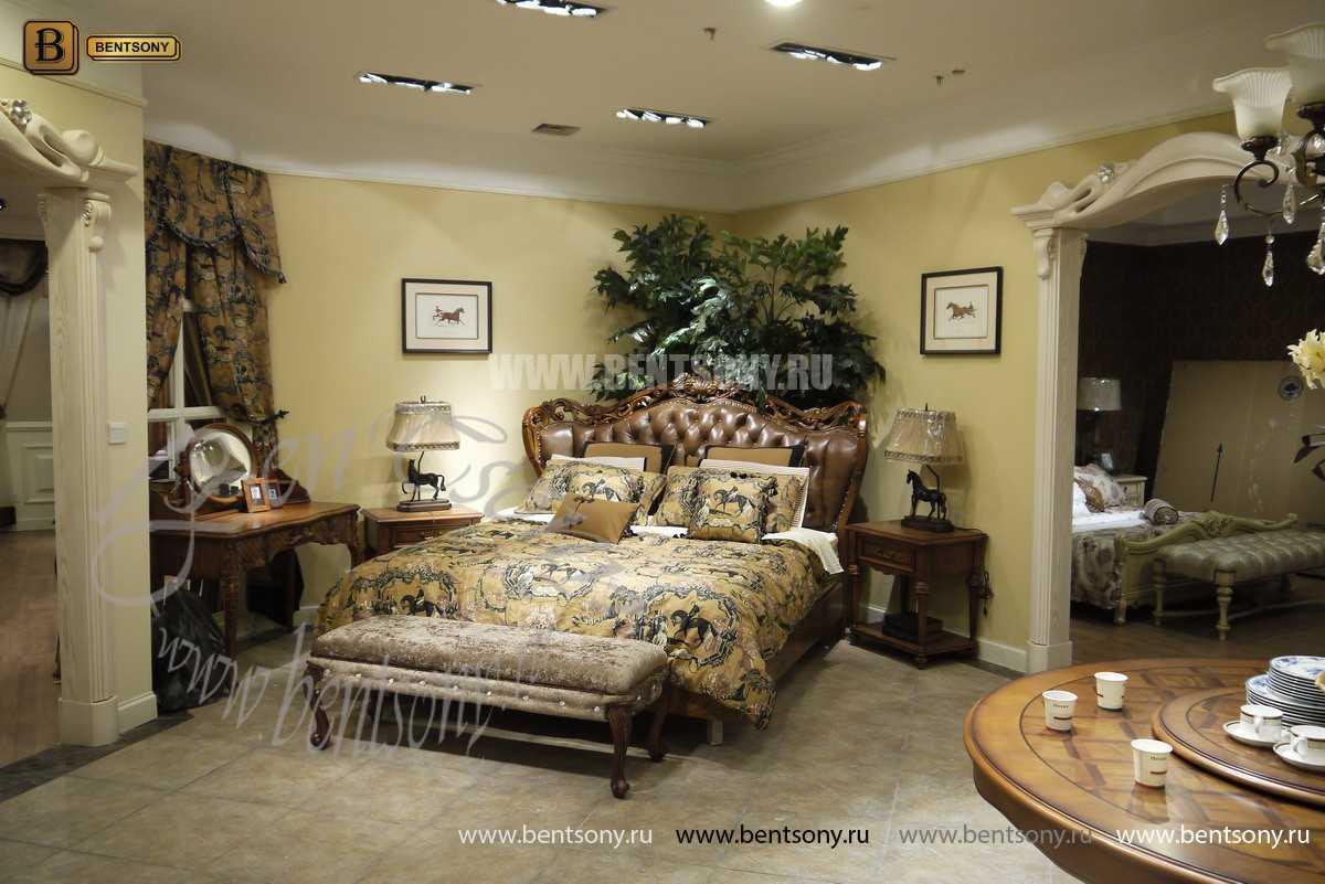 Спальня Феникс F (Классика, Натуральная Кожа) официальный сайт цены