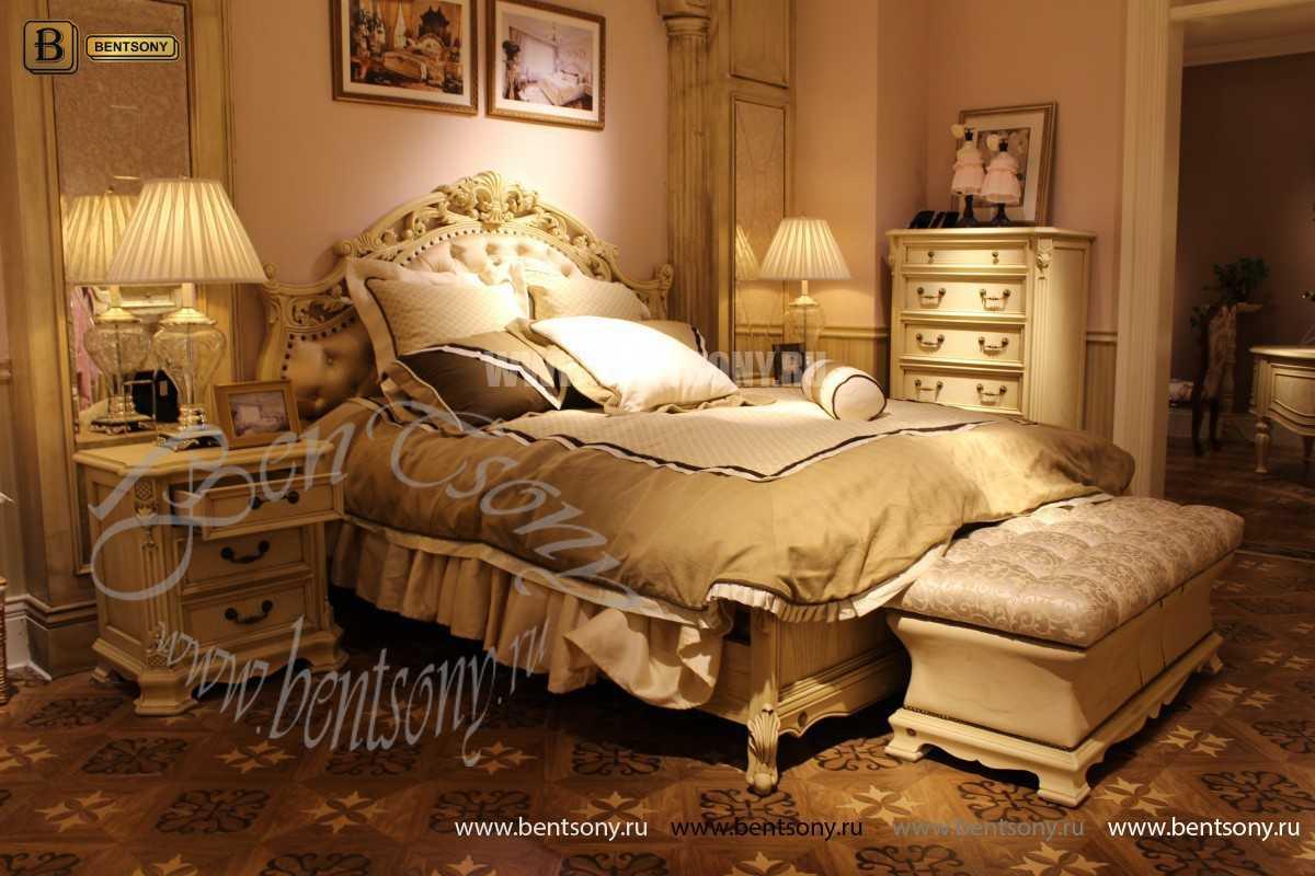 Спальня Феникс С (Классика, Ткань) фото