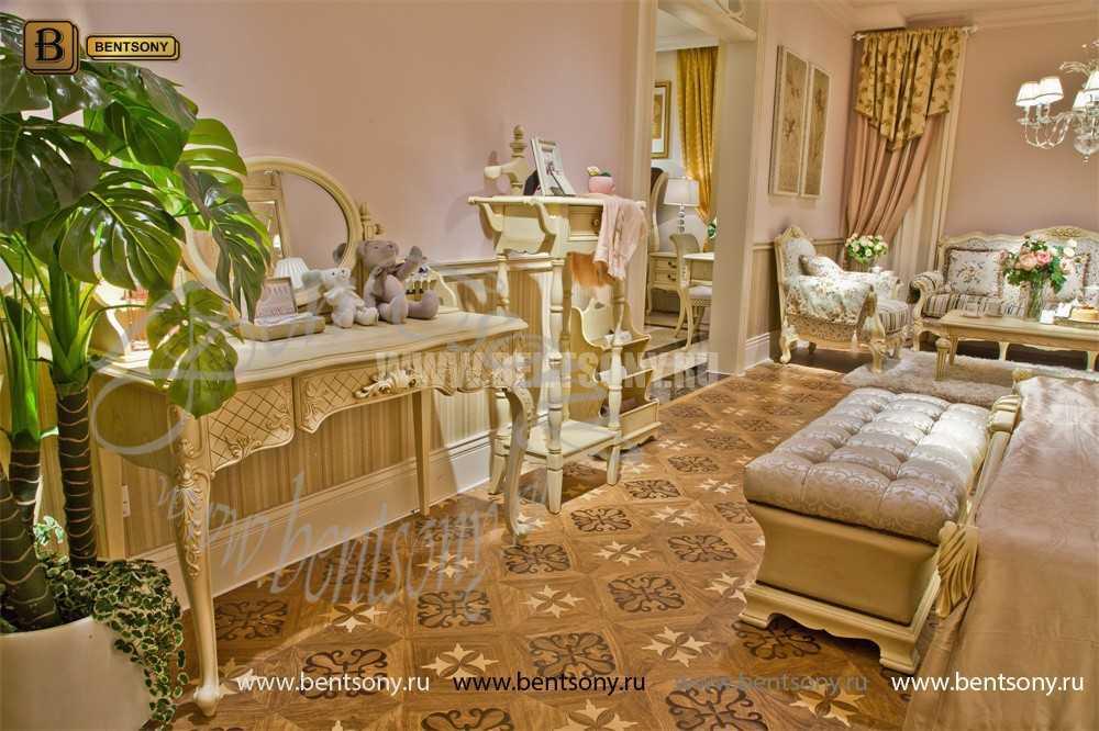 Спальня Феникс С (Классика, Ткань) для дома