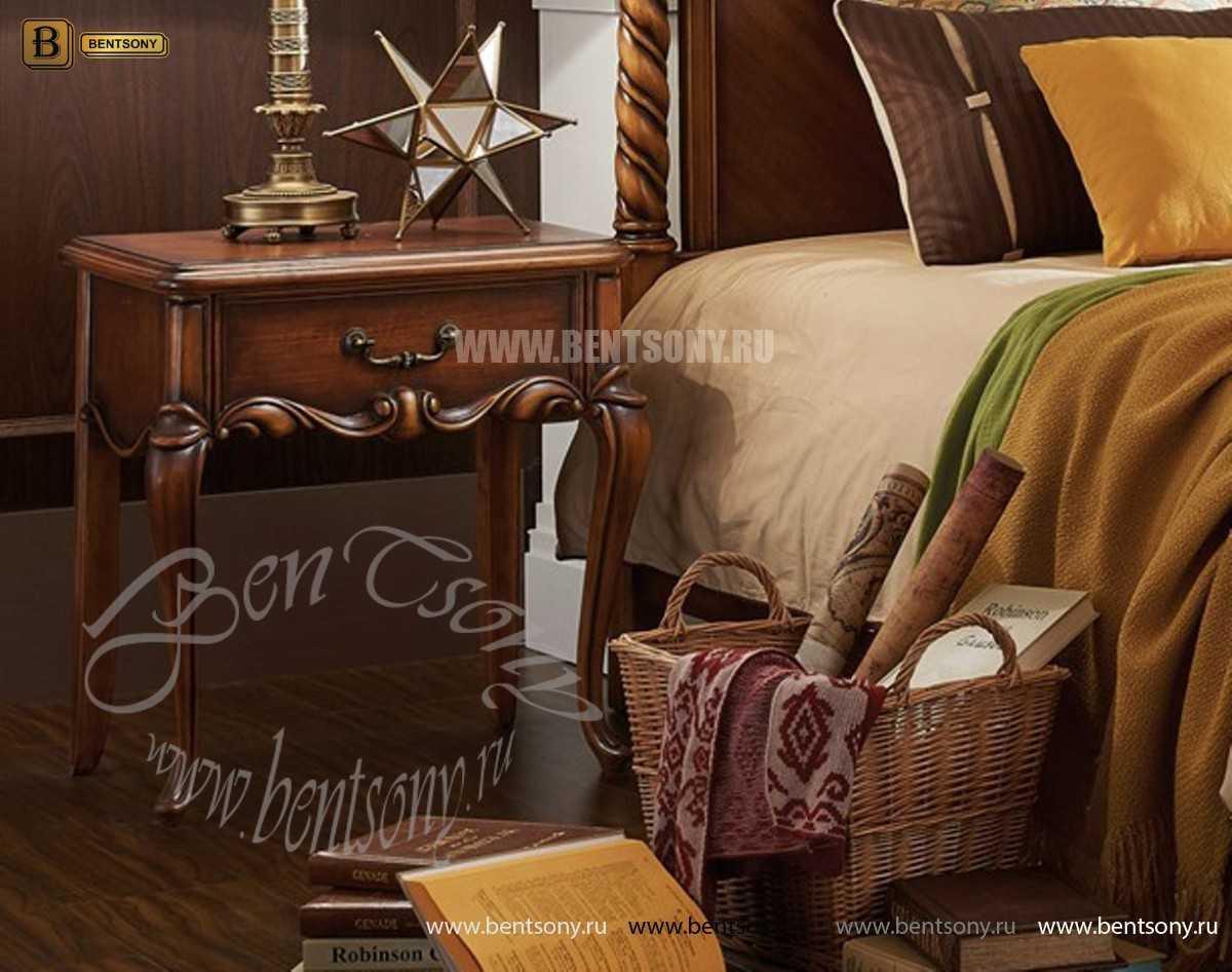 Спальня Лоренс B (Классика, Массив дерева) магазин
