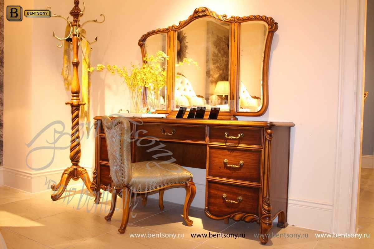 Спальня Лоренс B (Классика, Массив дерева) каталог мебели
