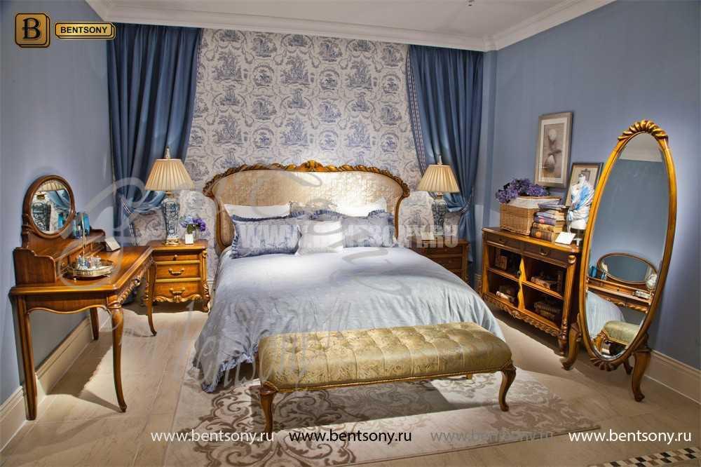Спальня Лоренс А (Классика, Ткань) купить в Москве