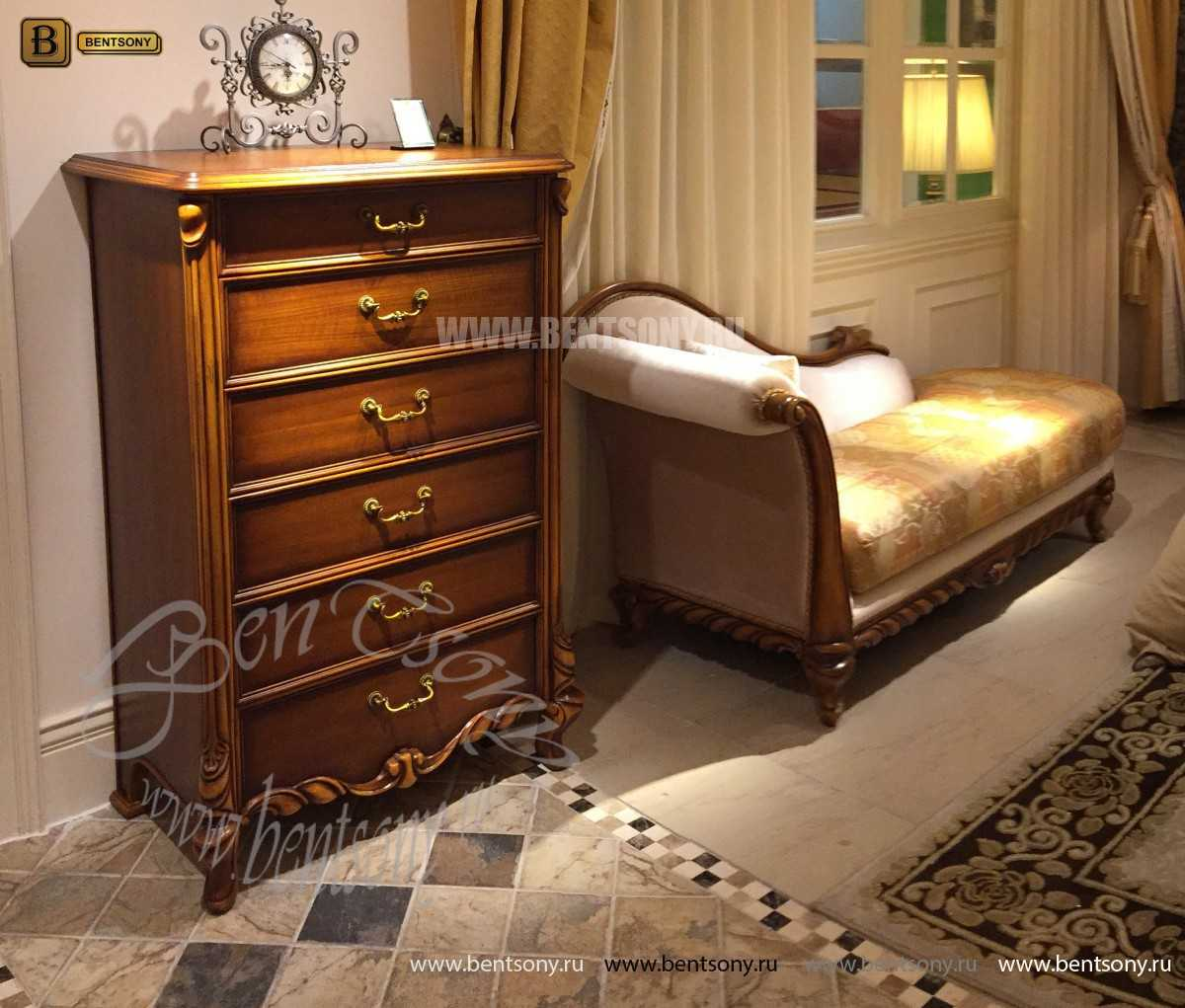 Спальня Лоренс А (Классика, Ткань) каталог