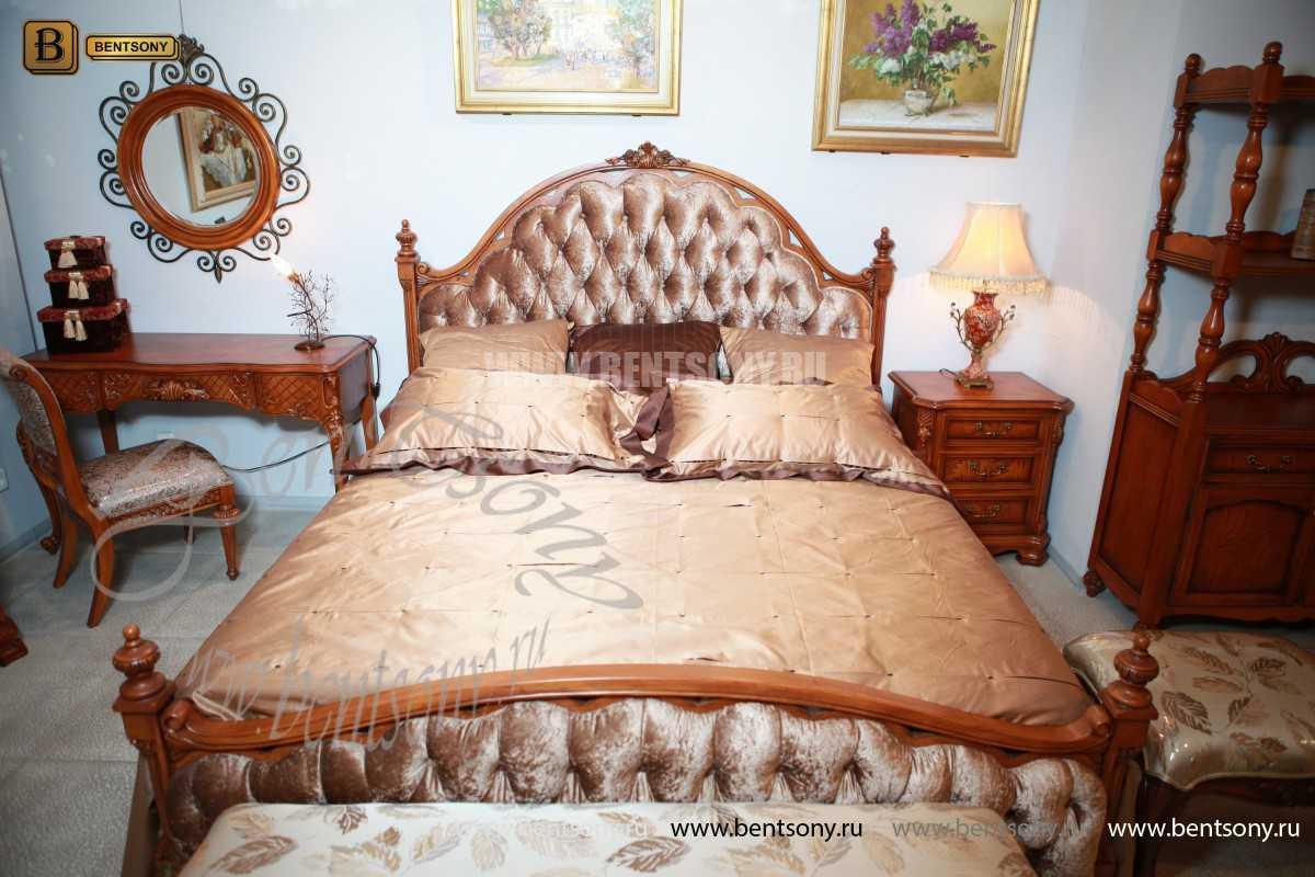 Спальня Феникс D (Классика, Ткань) купить в СПб