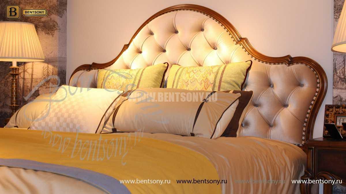 Спальня Лоренс С (Классика, Ткань) сайт цены