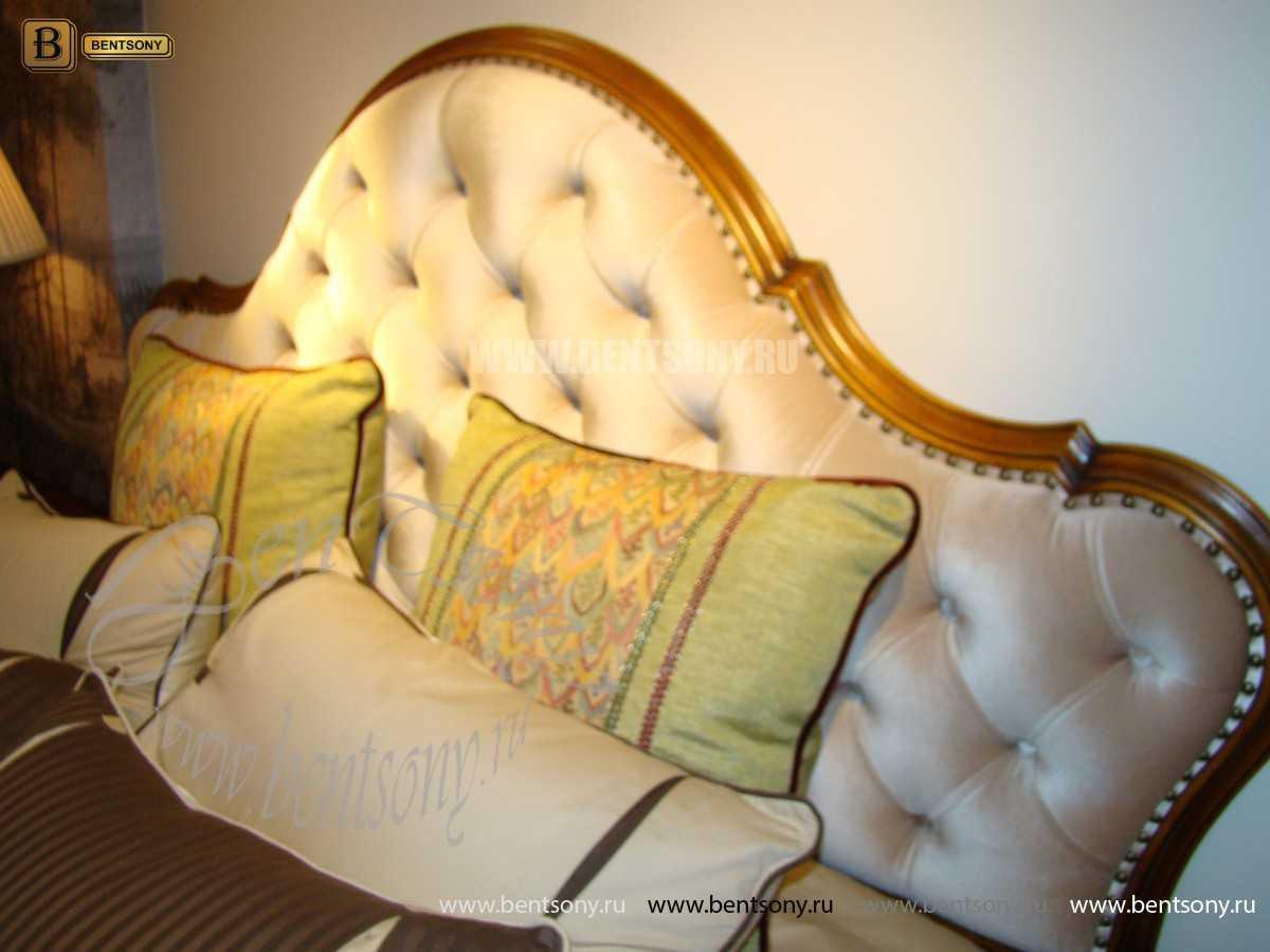 Кровать Лоренс С (Классика, Ткань) официальный сайт цены