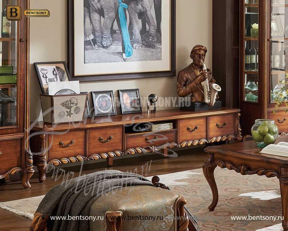Тумба Лоренс В (Классика, Масив дерева) каталог мебели с ценами