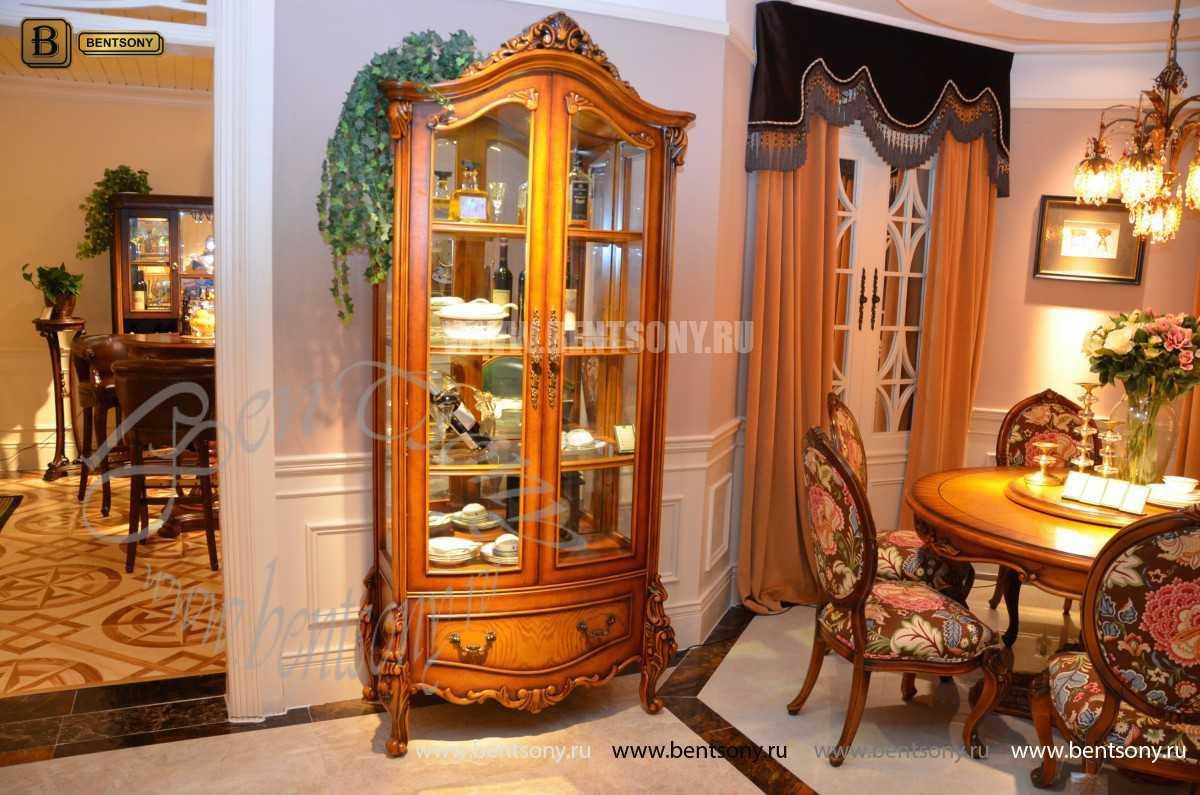 Столовая Дакота А классическая (Массив дерева) каталог мебели