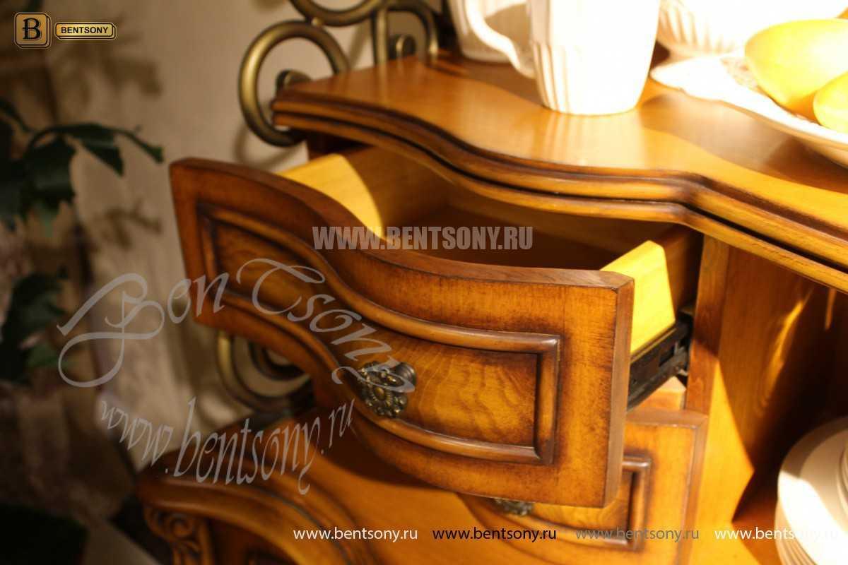 Столовая Дакота А классическая (Массив дерева) официальный сайт цены