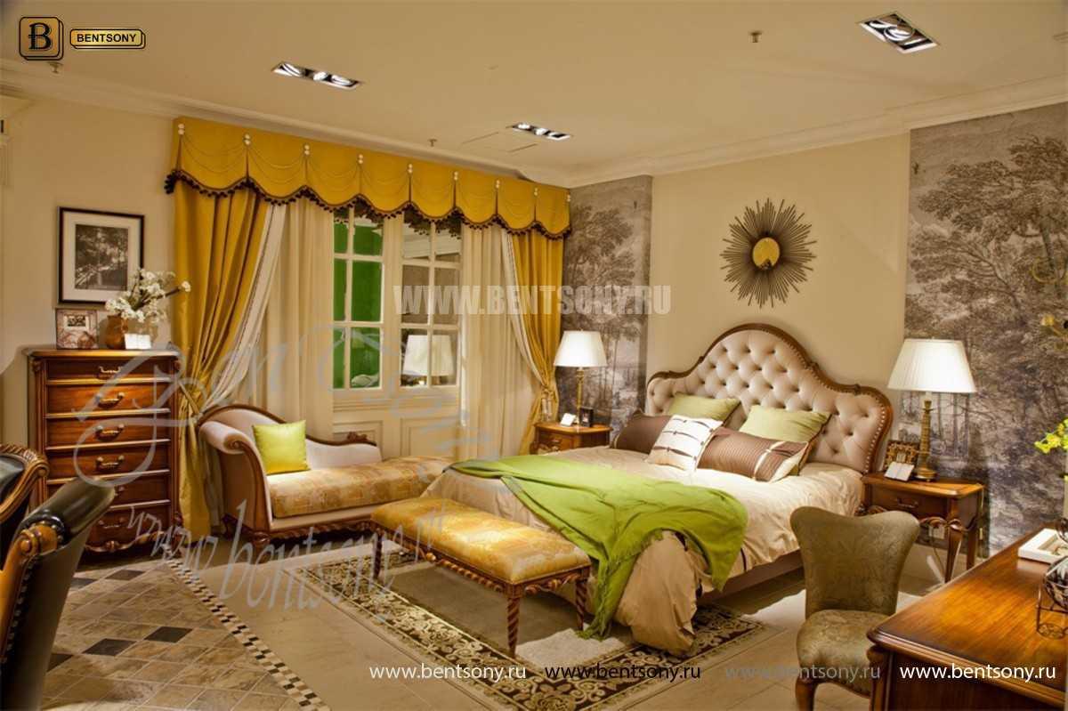 Спальня Лоренс С (Классика, Ткань) каталог мебели