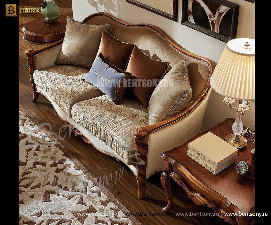 Гостиная Лоренс B классическая (Ткань) магазин Москва