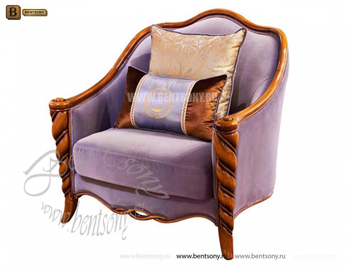 Гостиная Лоренс B классическая (Ткань) купить в Москве