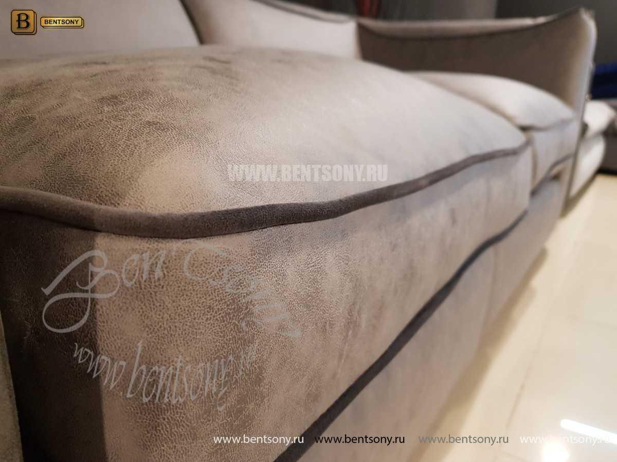 Диван Карузо (Прямой, Ткань) каталог мебели с ценами