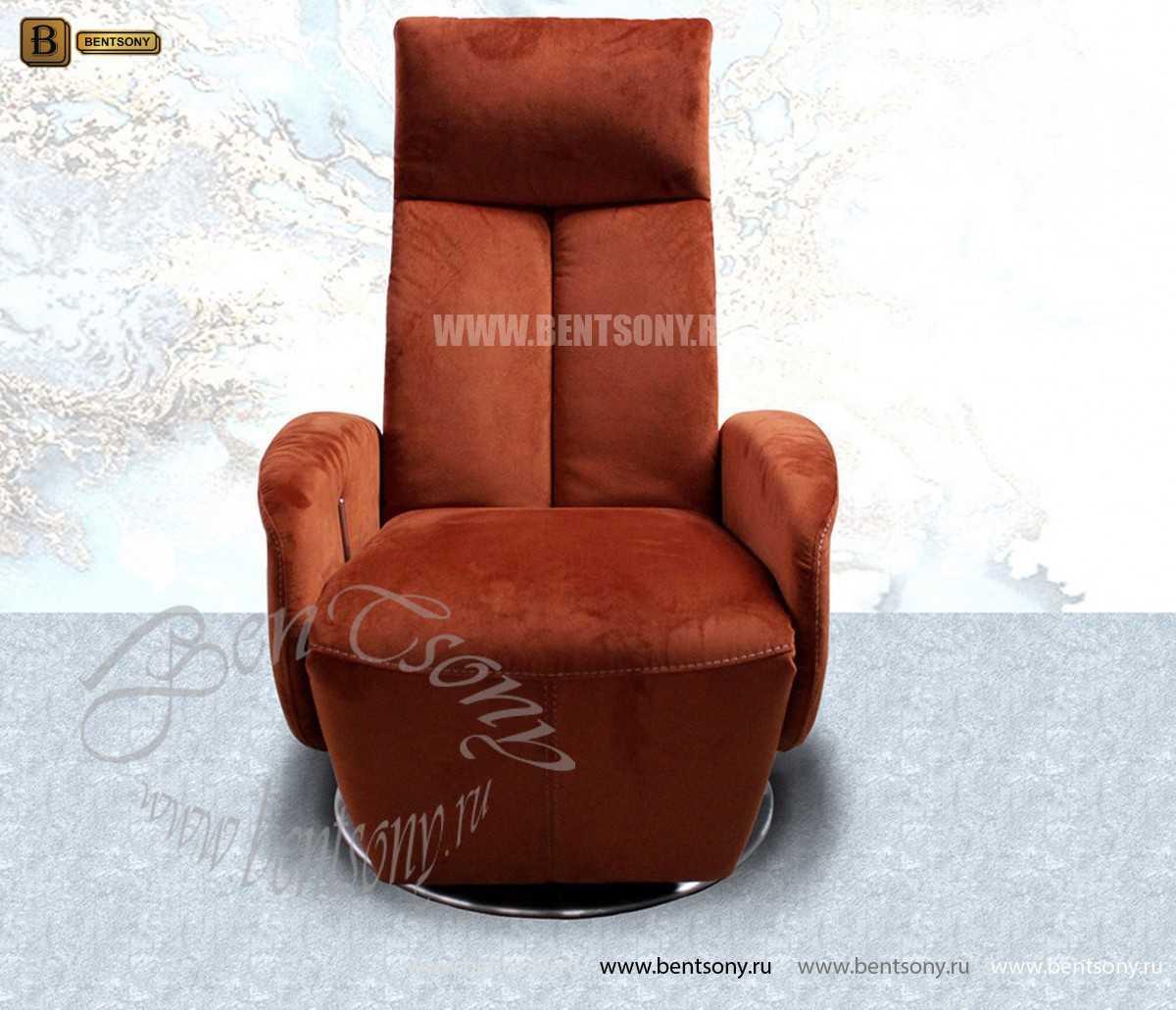 Кресло Аваторе (Реклайнер, Алькантара) купить в СПб
