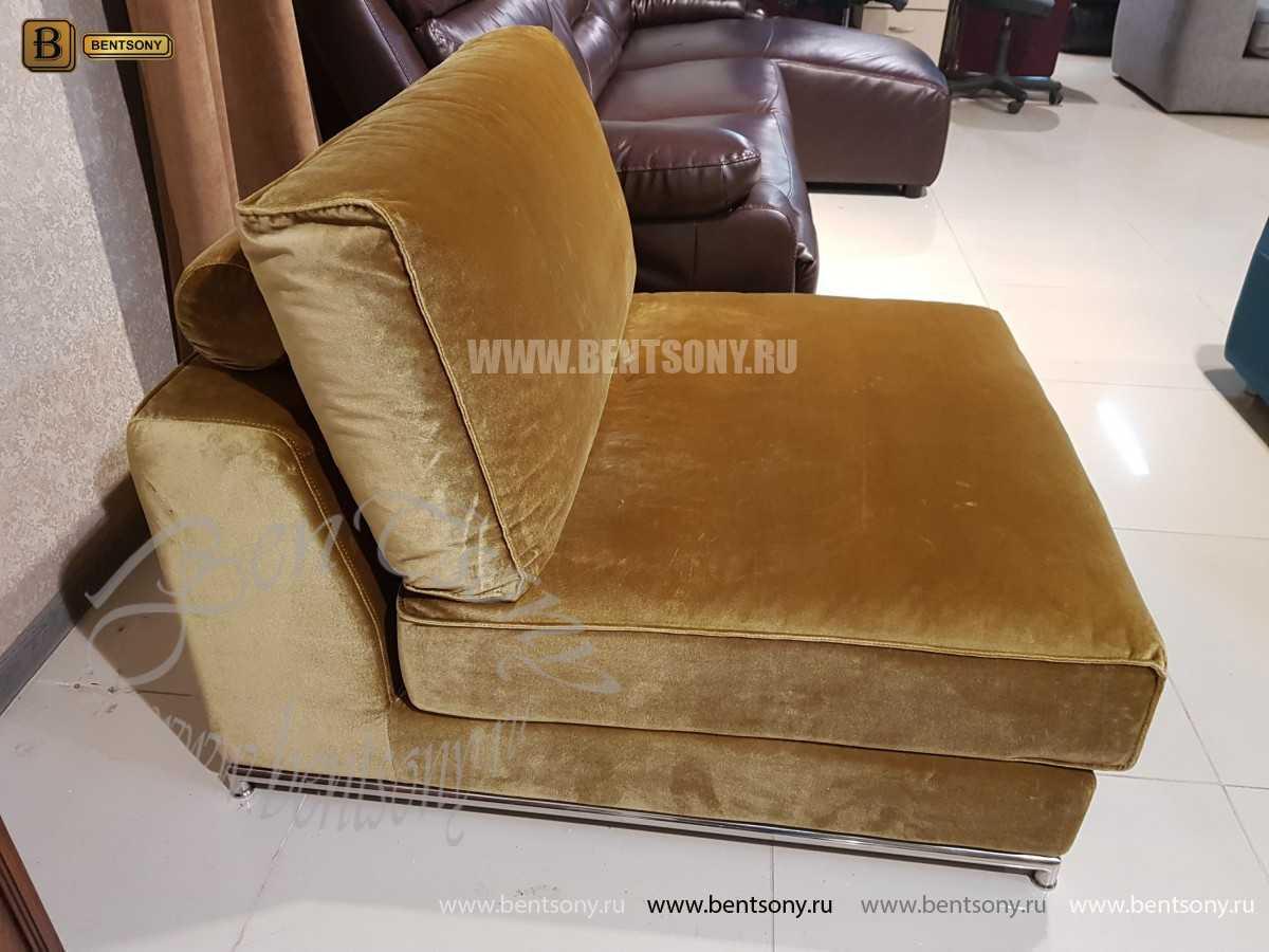 Кресло Дивана Лучиано (Велюр) каталог мебели
