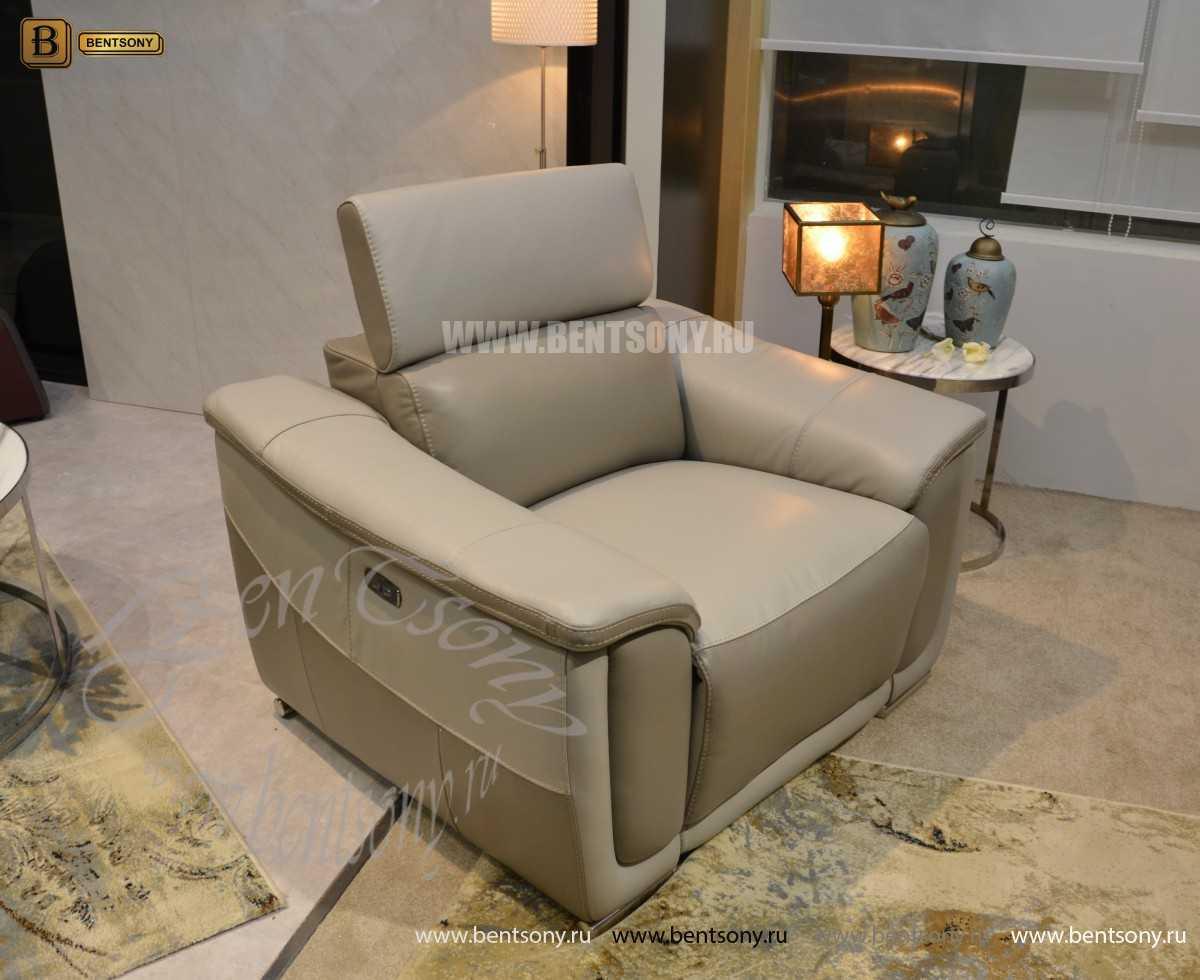 Кресло Рикардо (электрический реклайнер) каталог мебели с ценами
