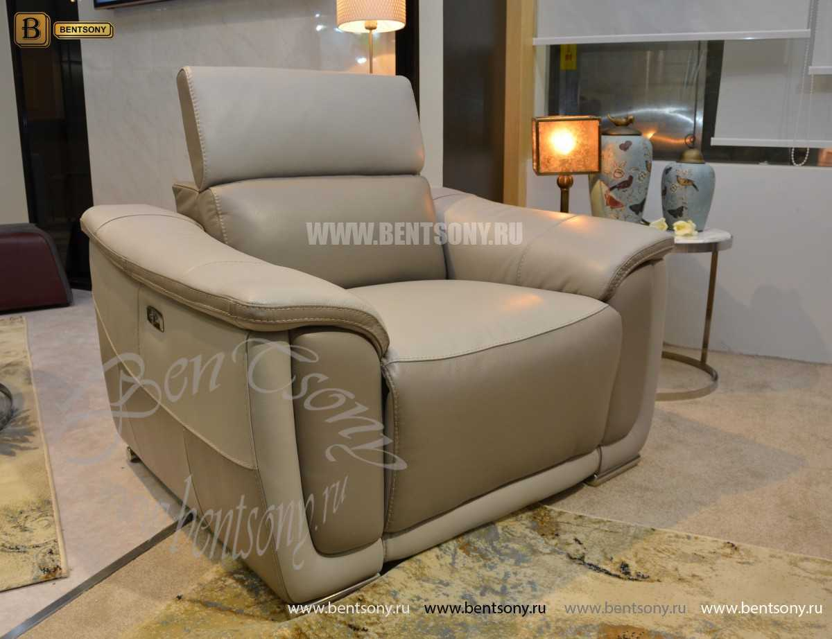 Кресло Рикардо (электрический реклайнер) каталог