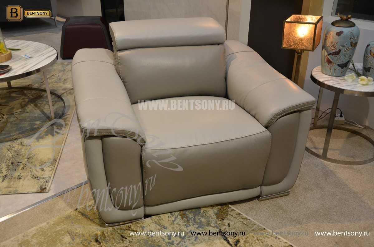 Кресло Рикардо (электрический реклайнер) магазин Москва