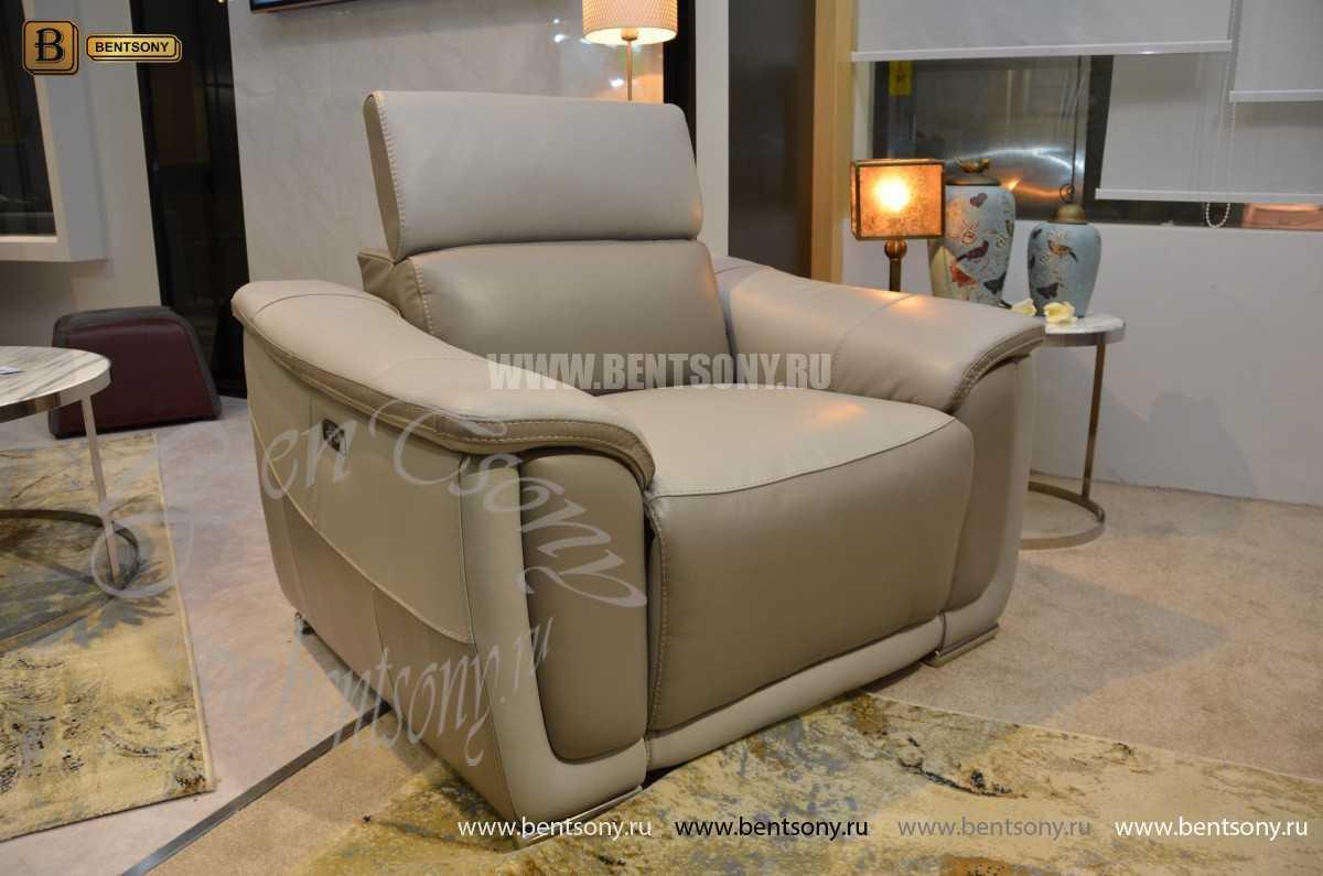 Кресло Рикардо (электрический реклайнер) сайт цены