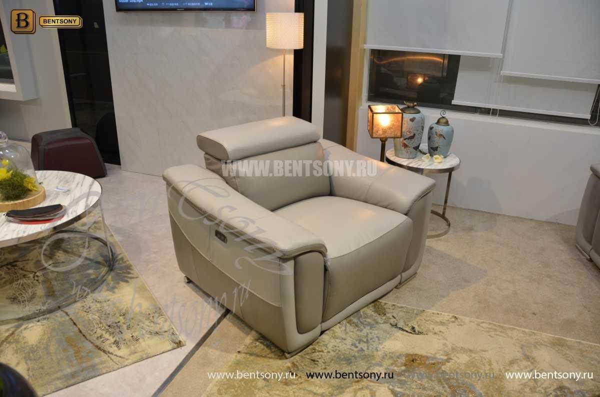 Кресло Рикардо (электрический реклайнер) изображение