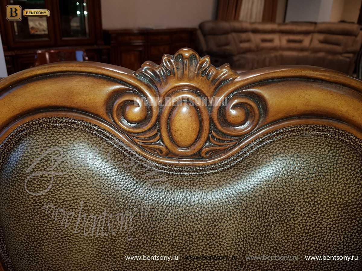 Стул Монтана А (Классика, натуральная кожа) купить в Москве