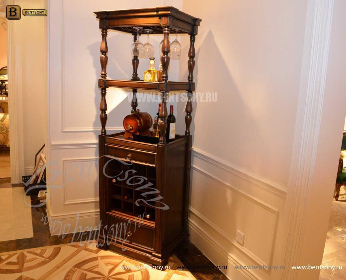 Винный шкаф Крофорд (Массив дерева) цена