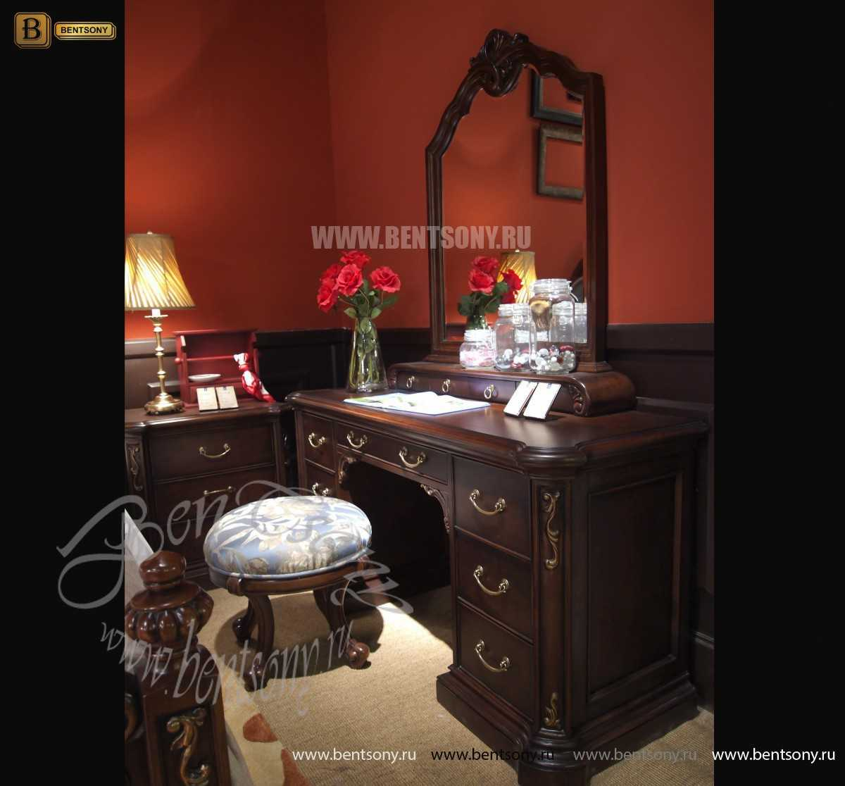 Стол туалетный Крофорд В классический (Массив дерева) каталог мебели с ценами