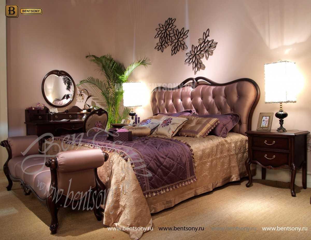 Спальня Крофорд А классическая каталог