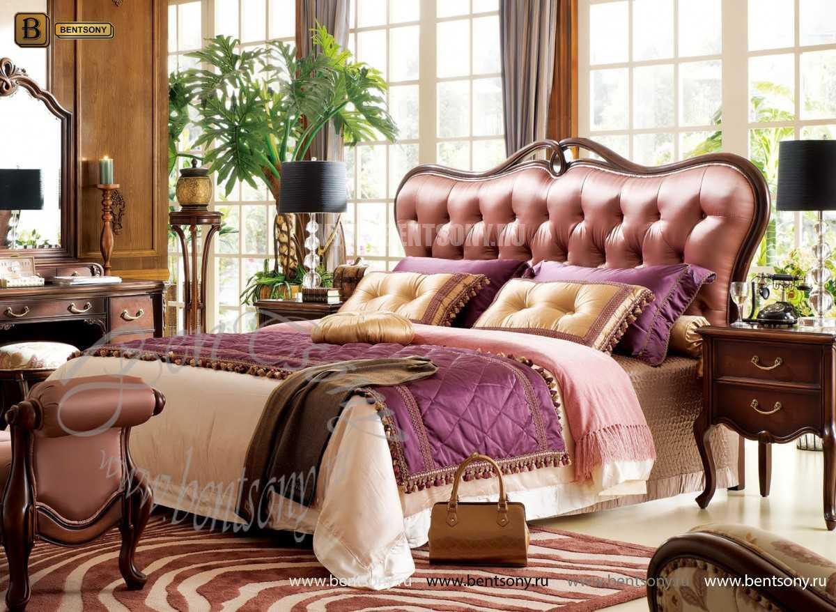 Кровать Крофорд А (Классика, Ткань) купить в Москве