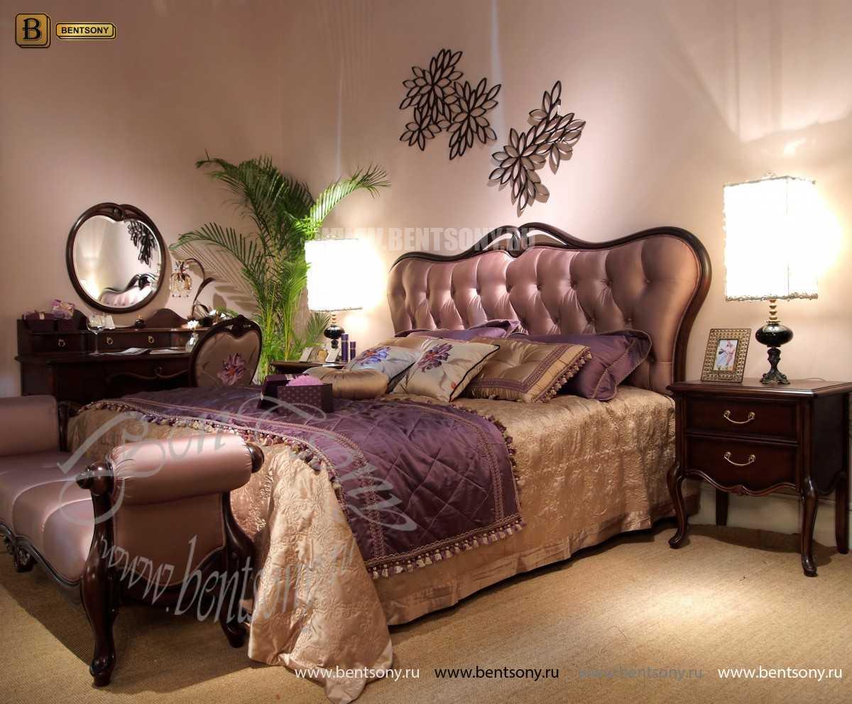 Кровать Крофорд А (Классика, Ткань) фото