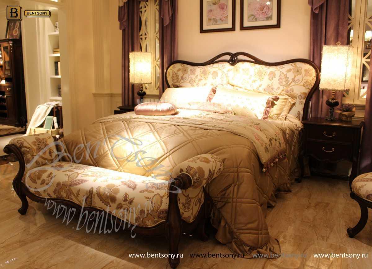 Кровать Крофорд А (Классика, Ткань) интернет магазин