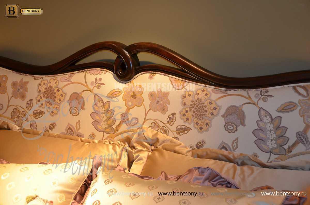 Кровать Крофорд А (Классика, Ткань) цена
