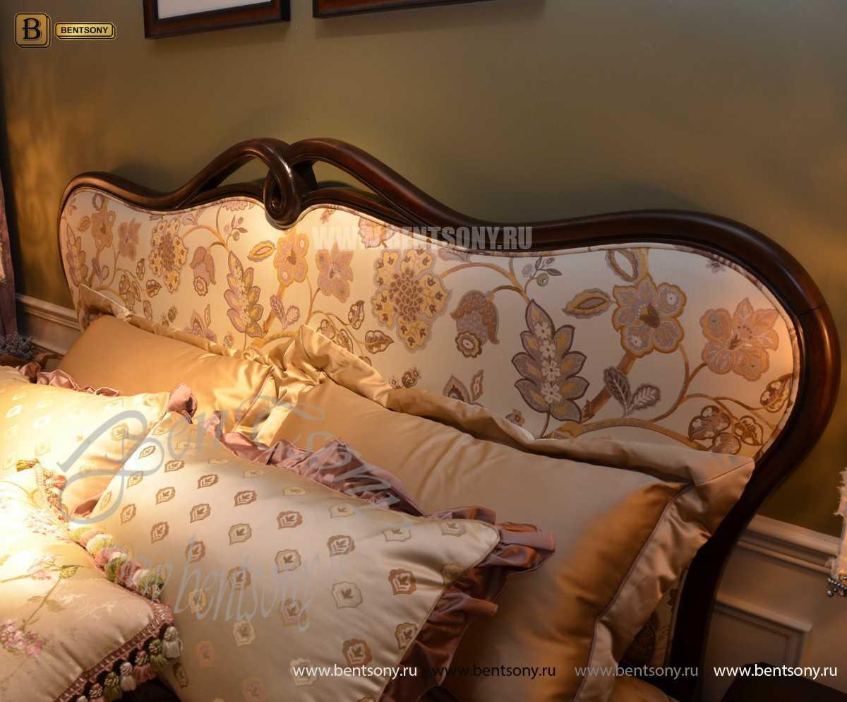 Кровать Крофорд А (Классика, Ткань) купить