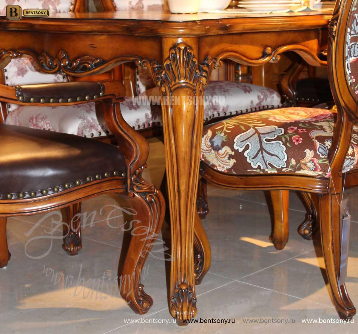 Столовая Дакота классическая (Массив дерева) каталог мебели с ценами