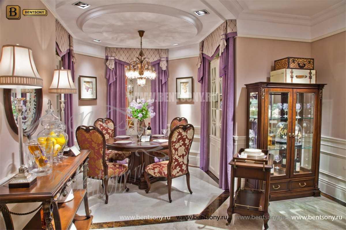 Столовая Крофорд (Классика, массив дерева) каталог мебели