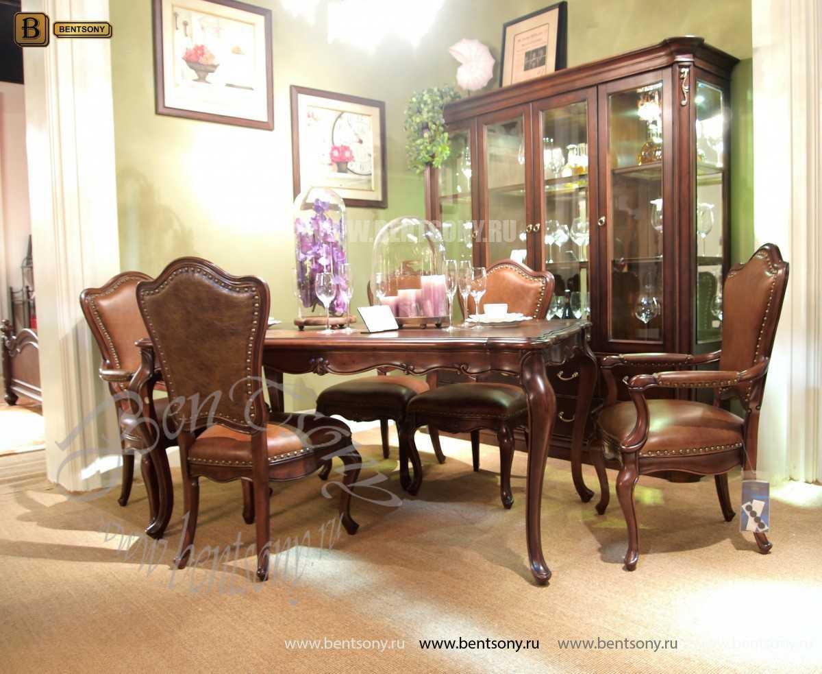 Стол обеденный Крофорд А прямоугольный для дома