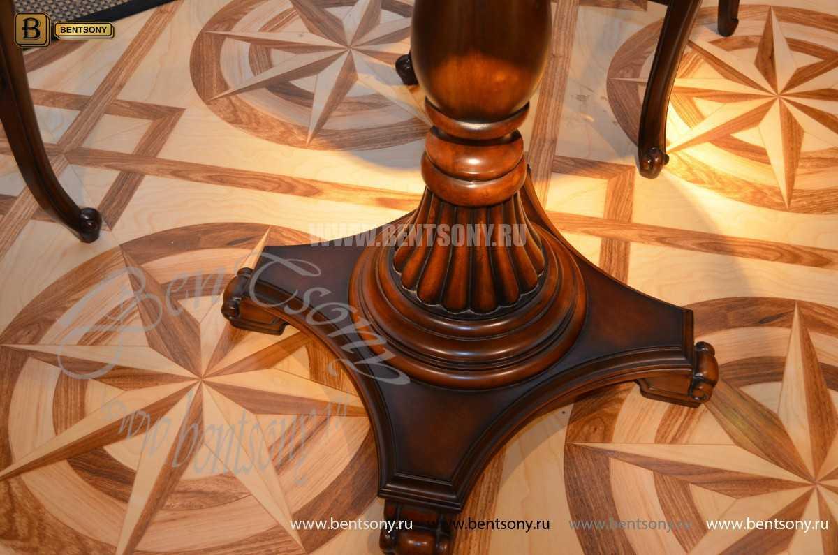 Стол барный Крофорд (Классика, массив дерева) фото