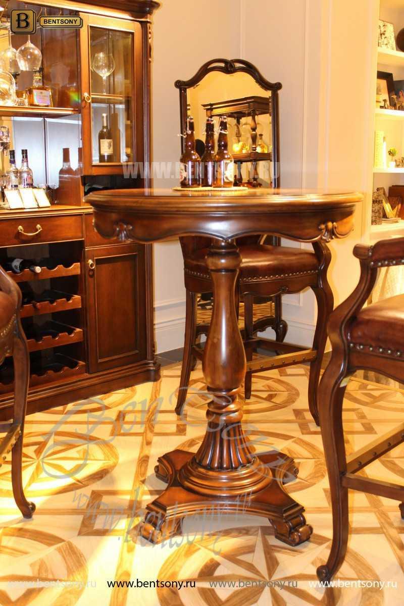 Стол барный Крофорд (Классика, массив дерева) купить в СПб