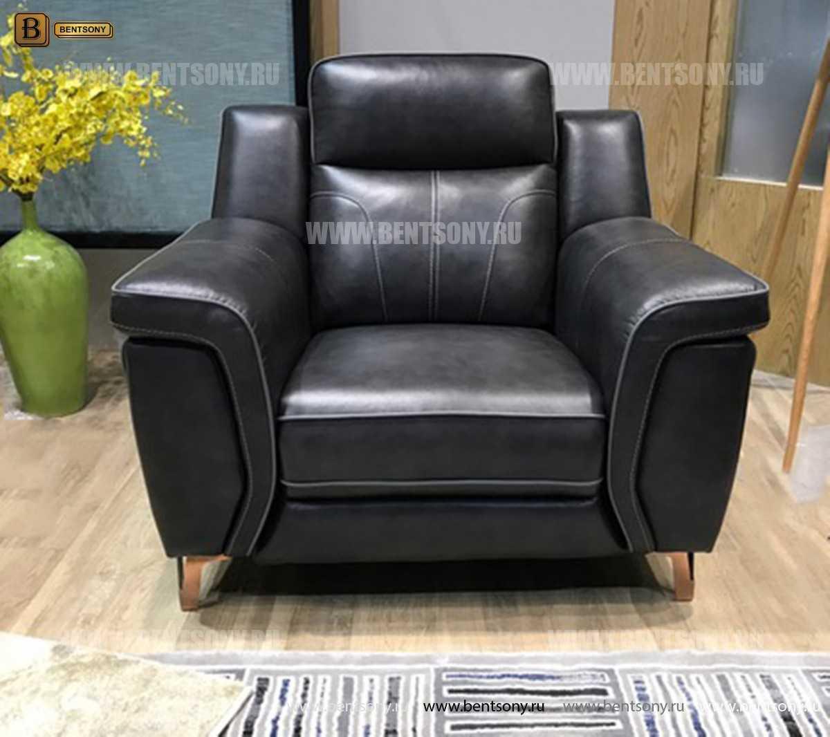 Кресло Камило (Электрический реклайнер, Натуральная кожа) официальный сайт цены