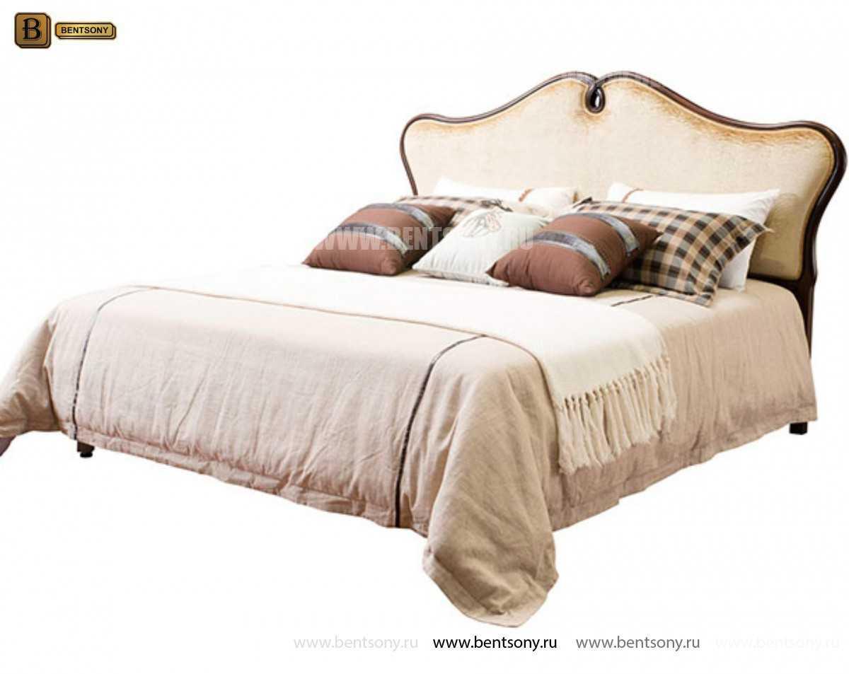 Кровать Крофорд C (Классика, Ткань) для квартиры