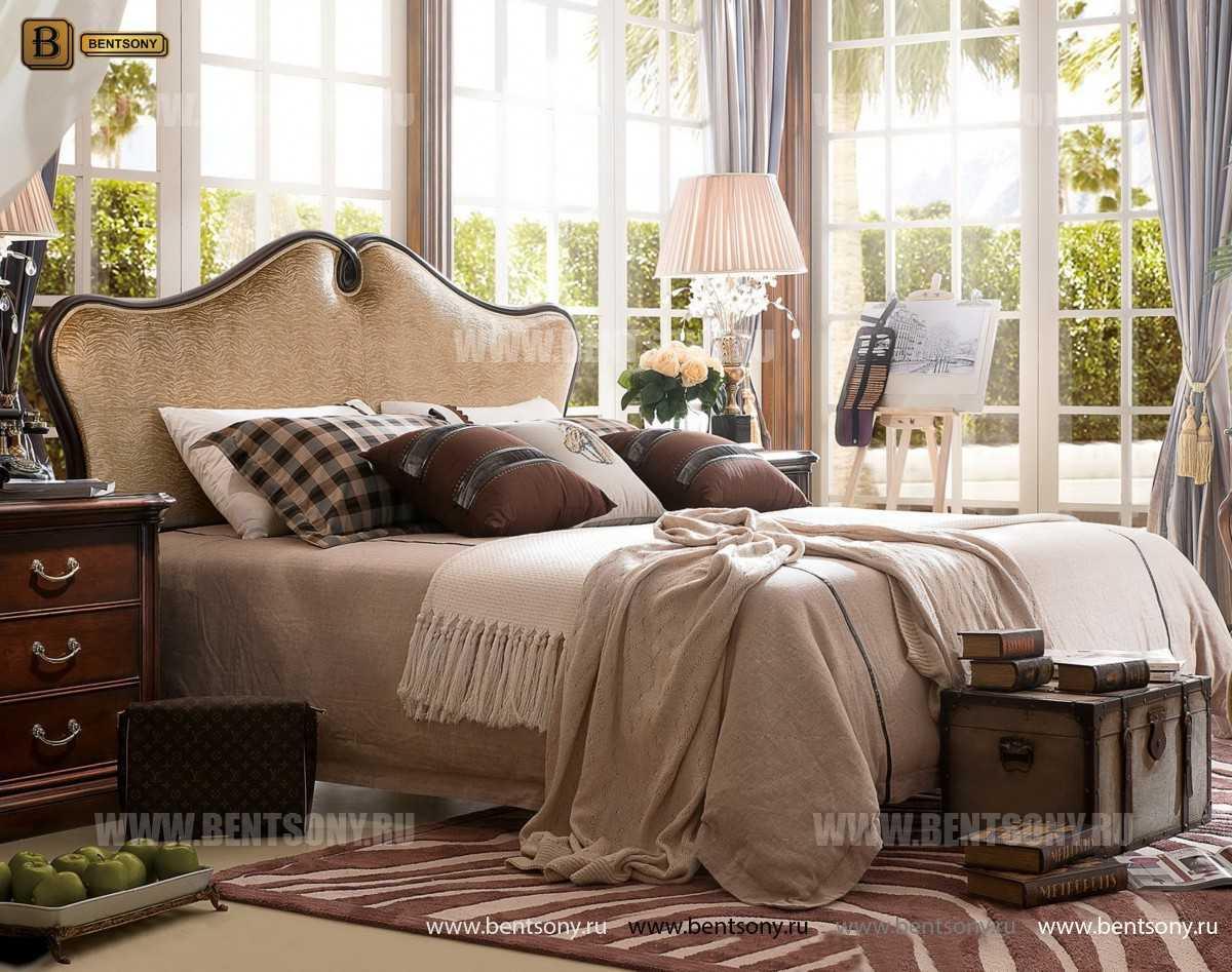 Кровать Крофорд C (Классика, Ткань) каталог
