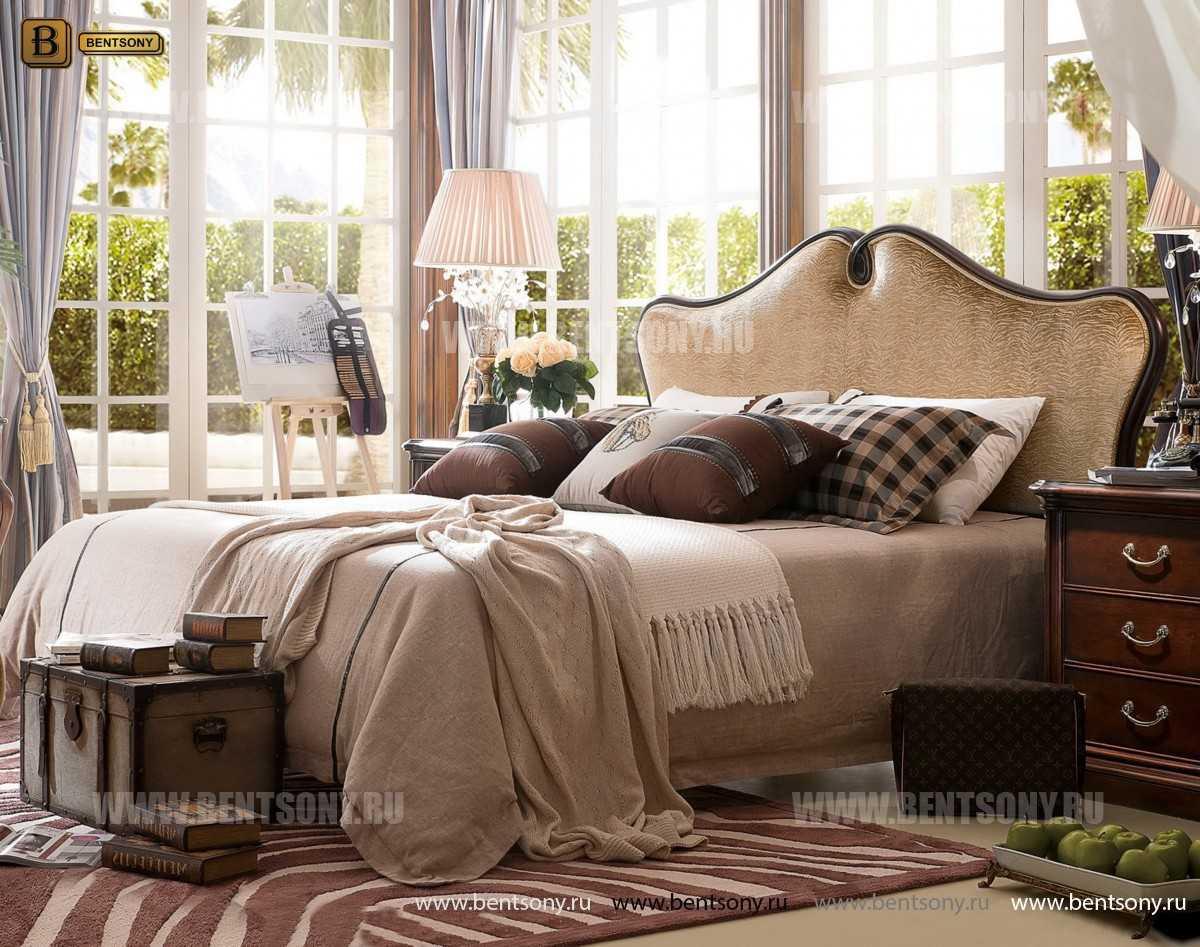Спальня Крофорд C классическая каталог мебели