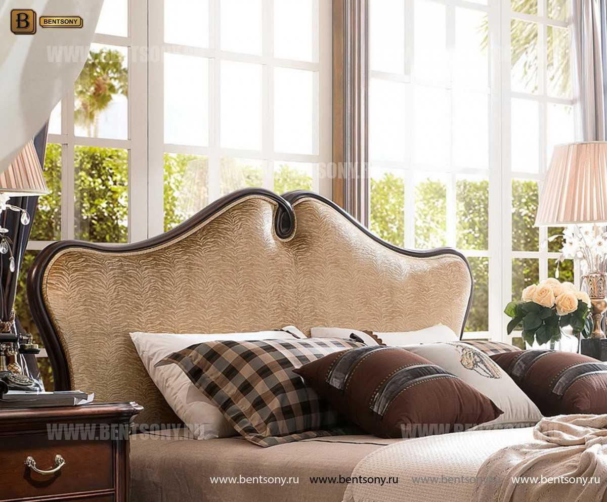 Кровать Крофорд C (Классика, Ткань) фото