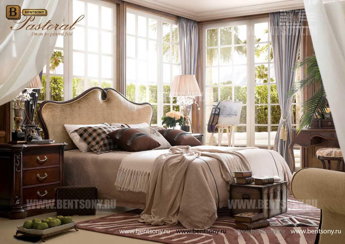 Кровать Крофорд C (Классика, Ткань) сайт цены