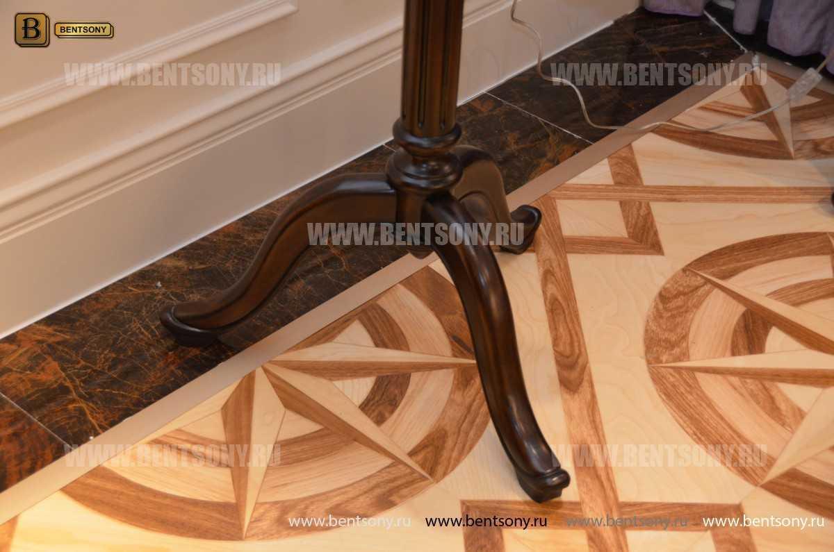 Вешалка для одежды Крофорд (Массив дерева, Классика) в интерьере