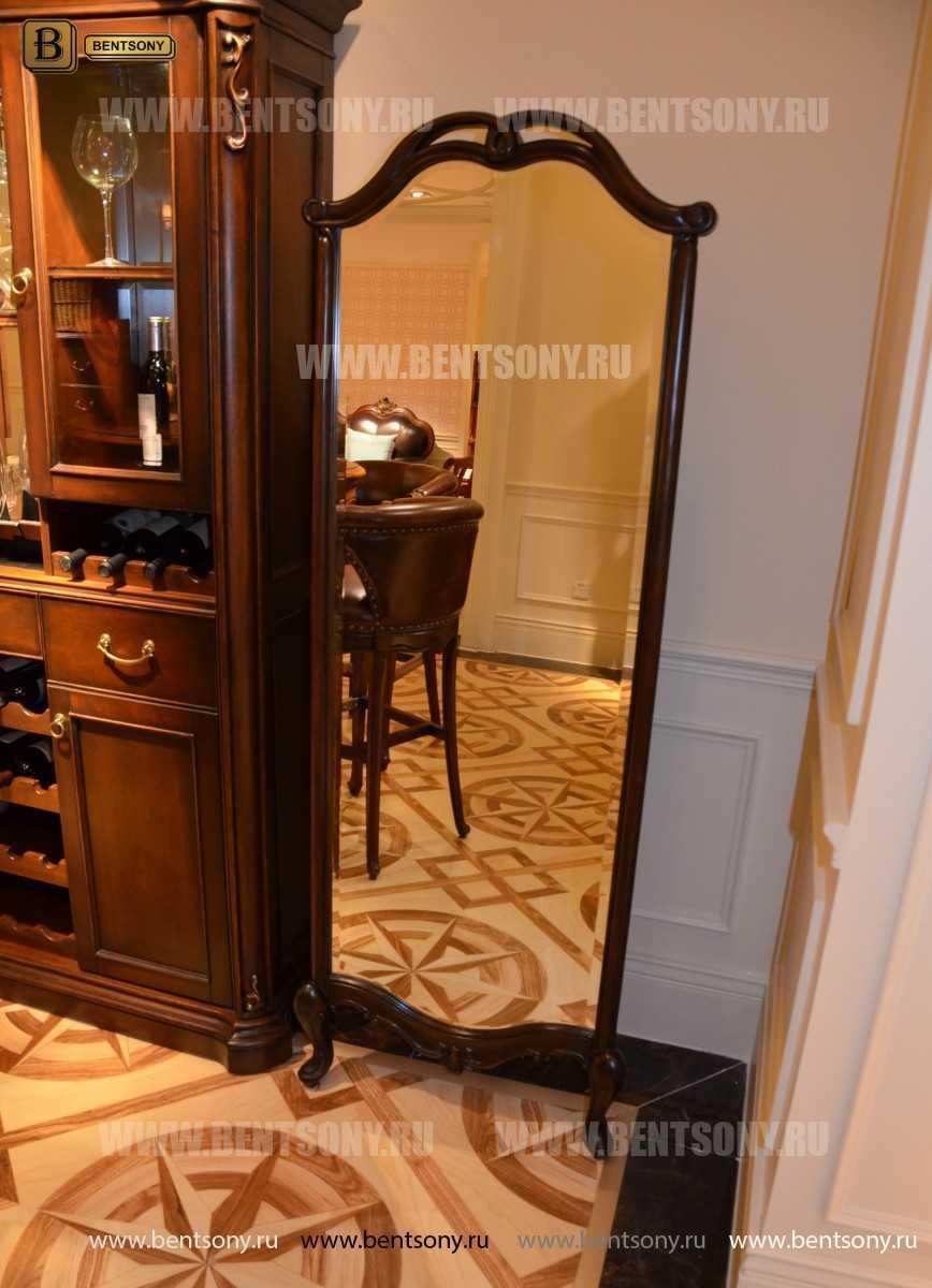 Зеркало в полный рост Крофорд (Массив дерева) каталог мебели с ценами