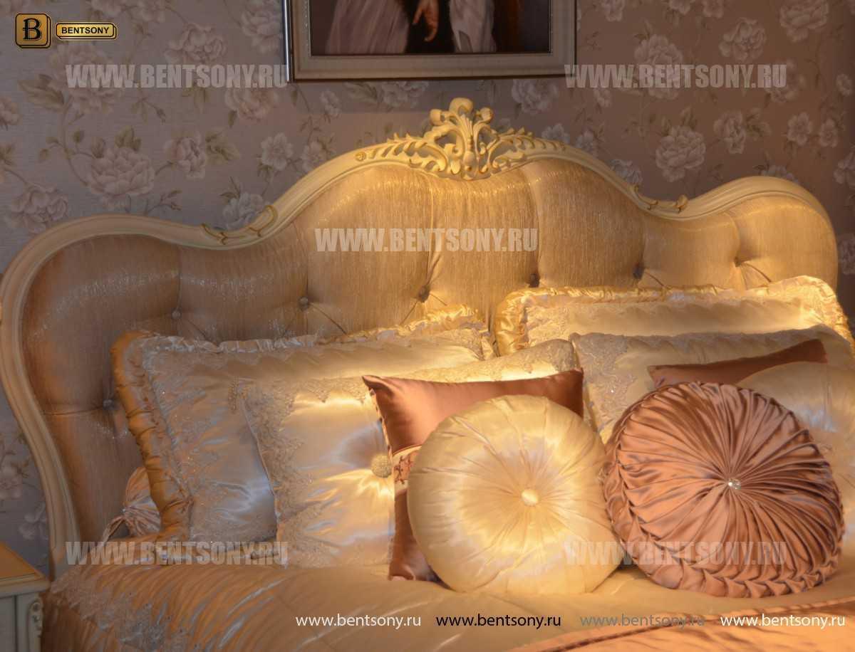 Кровать Митчел B (Классика, Массив дерева) интернет магазин