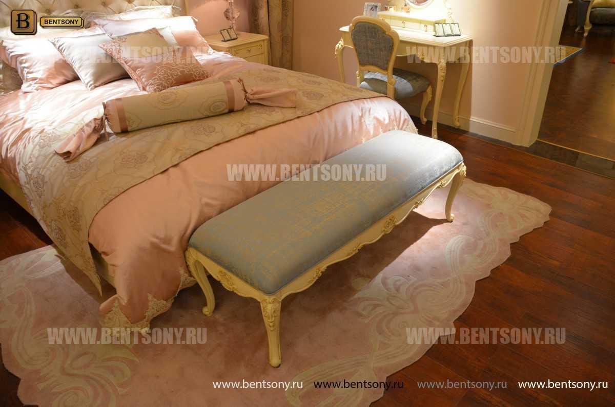 Оттоманка Митчел классическая (Ткань) в Москве