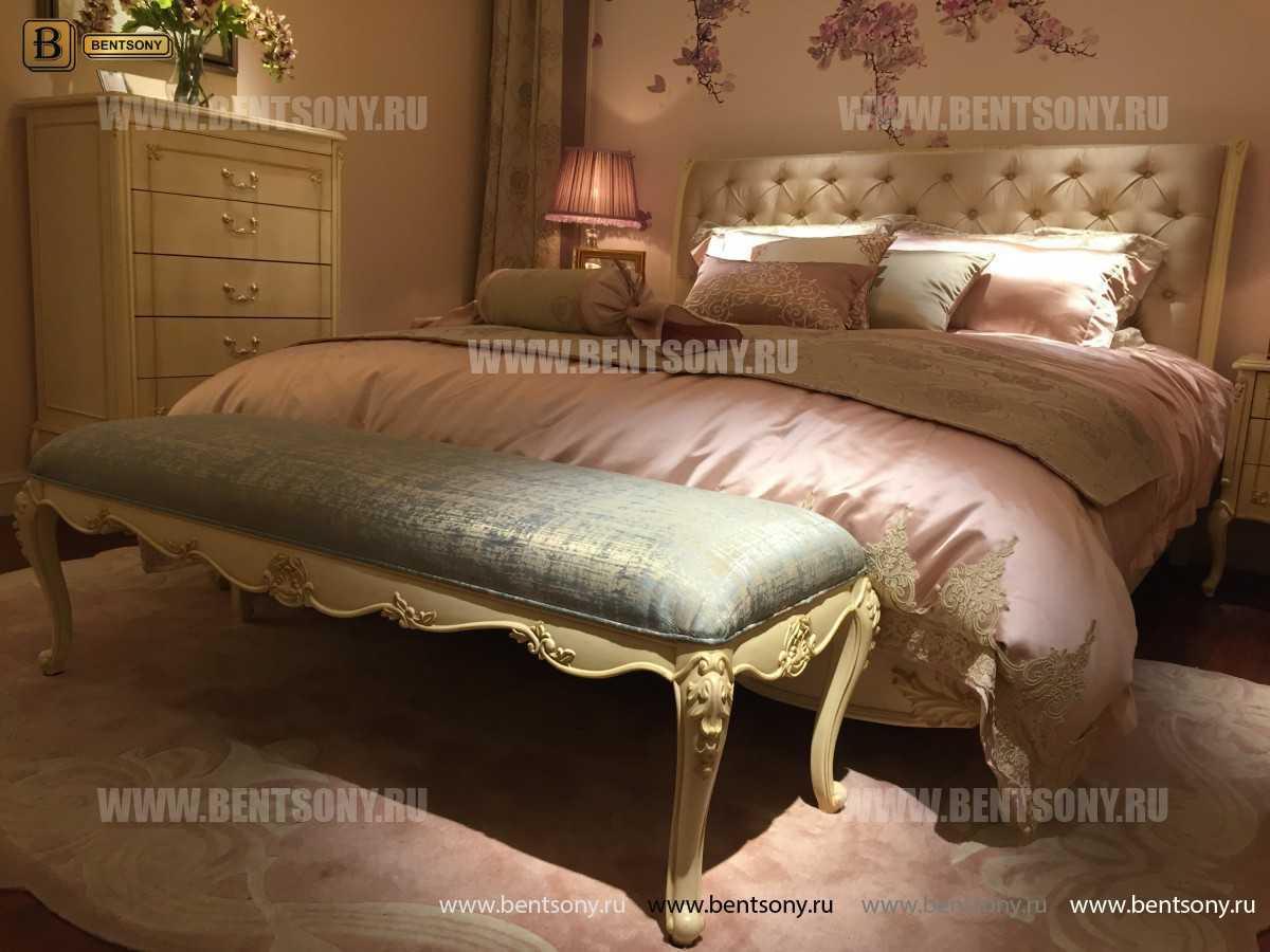 Спальня Митчел D (Классика, Ткань) распродажа